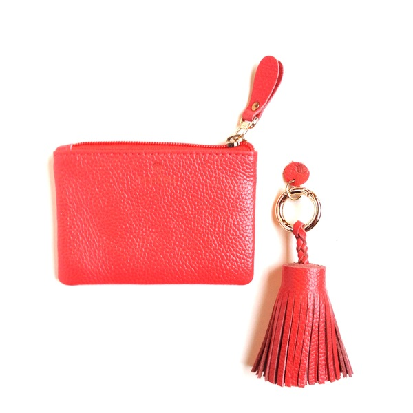 Uppdoo Key fob and change purse