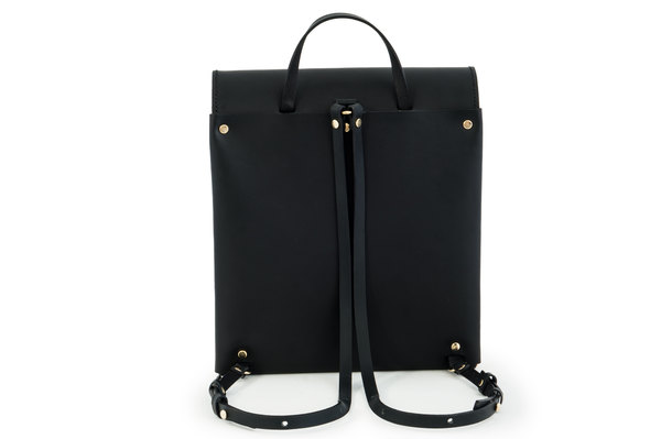 IALA DIEZ OVOLO BACKPACK BLACK-NUDE