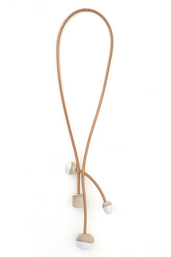 Jujumade toggle necklace