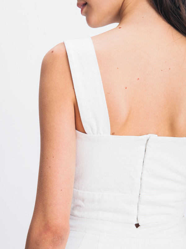 WHiT KNOT BANDEAU