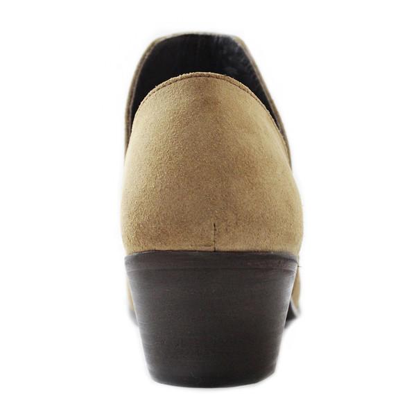 Cartel Footwear Bootie - Tapalapa Beige