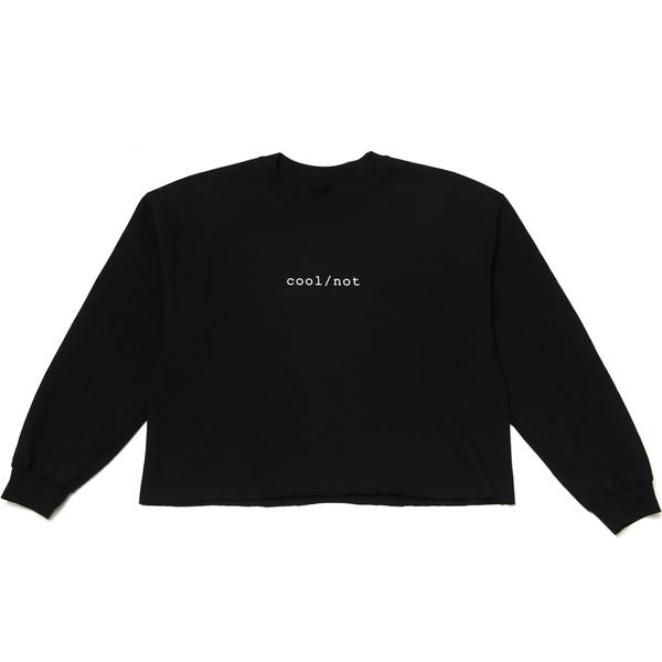 Julien Bowry Cool/Not Sweatshirt