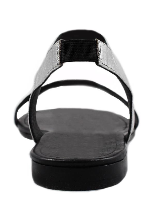 Cartel Footwear Sandal - Corzo Silver