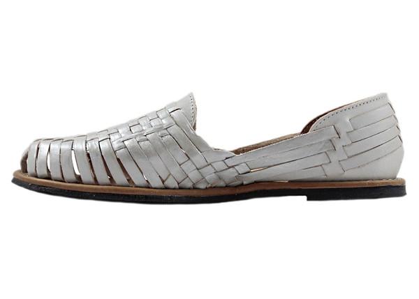 Cartel Footwear Sandal - Julia Silver