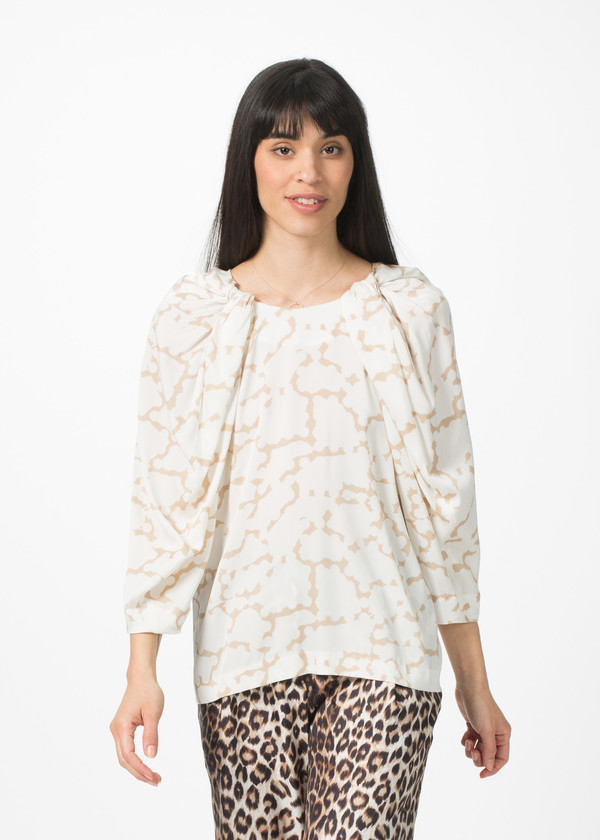 A Détacher Tiber Blouse