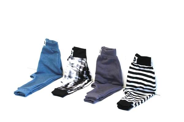 MeAndReekie Stripe Drop Crotch Pant