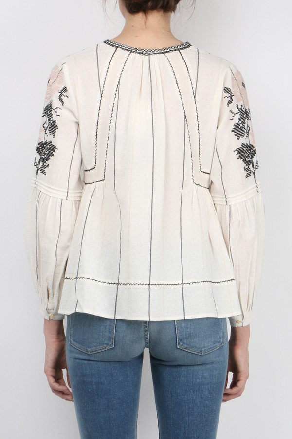 Ulla Johnson Flora Blouse