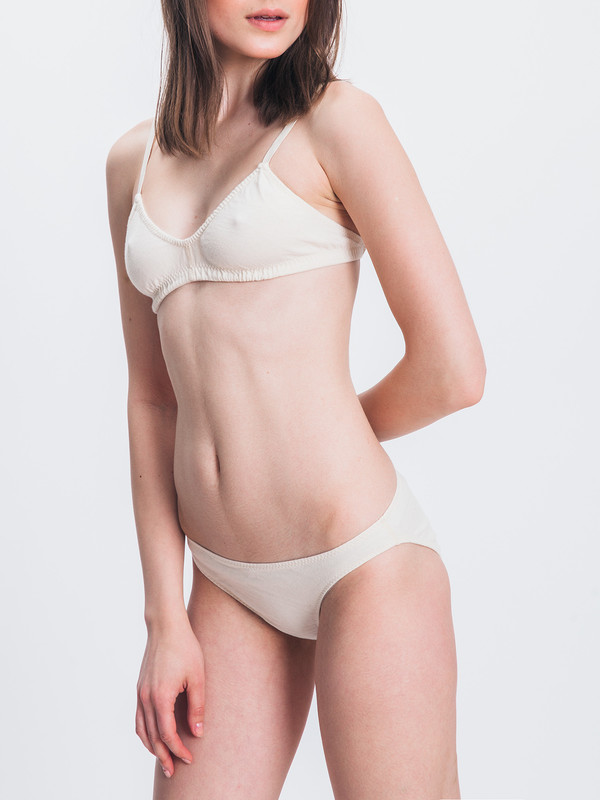 PANSY NATURAL BRA
