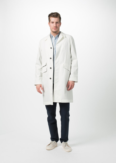 Men's Hansen Morten Military Coat