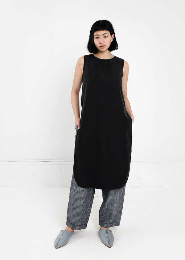 Priory Black Gobi Tunic