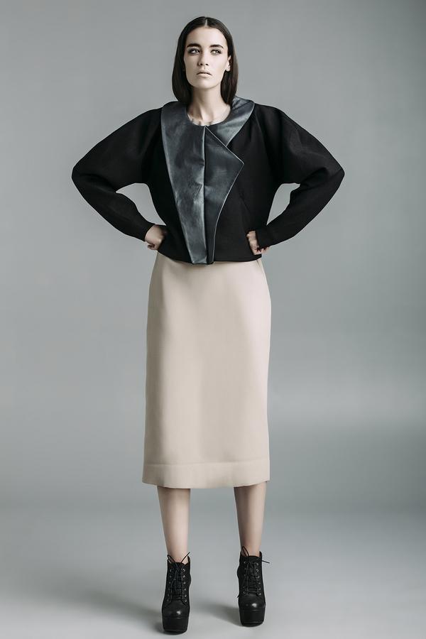 Brit Wacher Power Knit Tank Dress