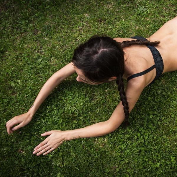 Erica Tanov beatrice silk bralette