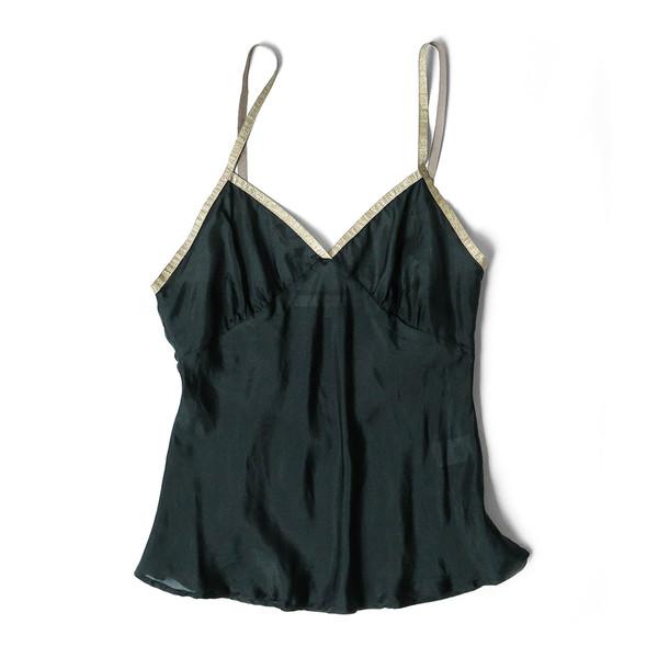 Erica Tanov gilda silk camisole