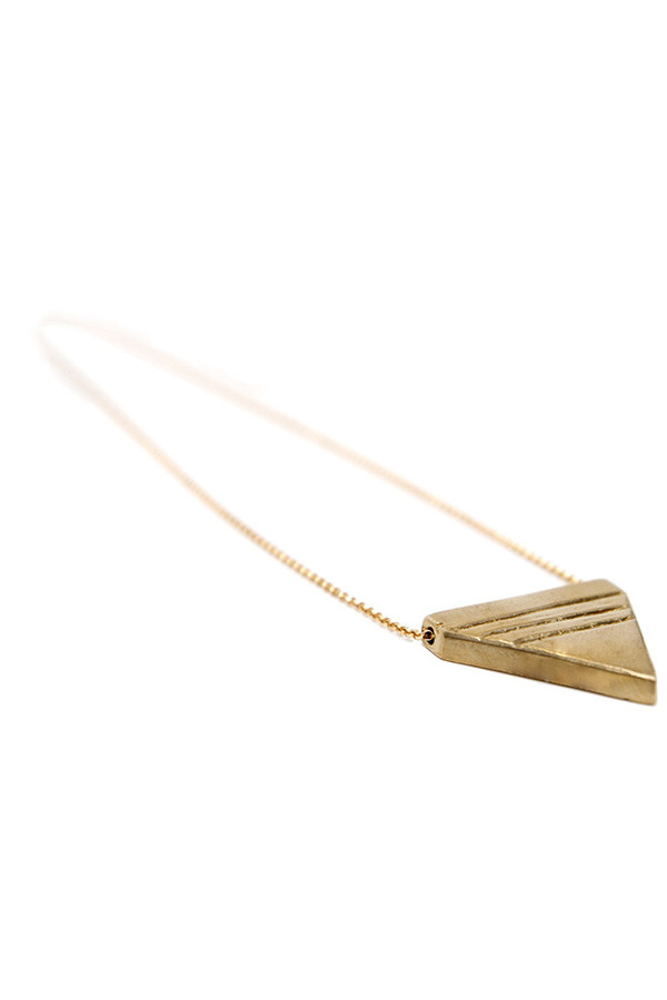 Dea Dia Rituals Necklace Bronze