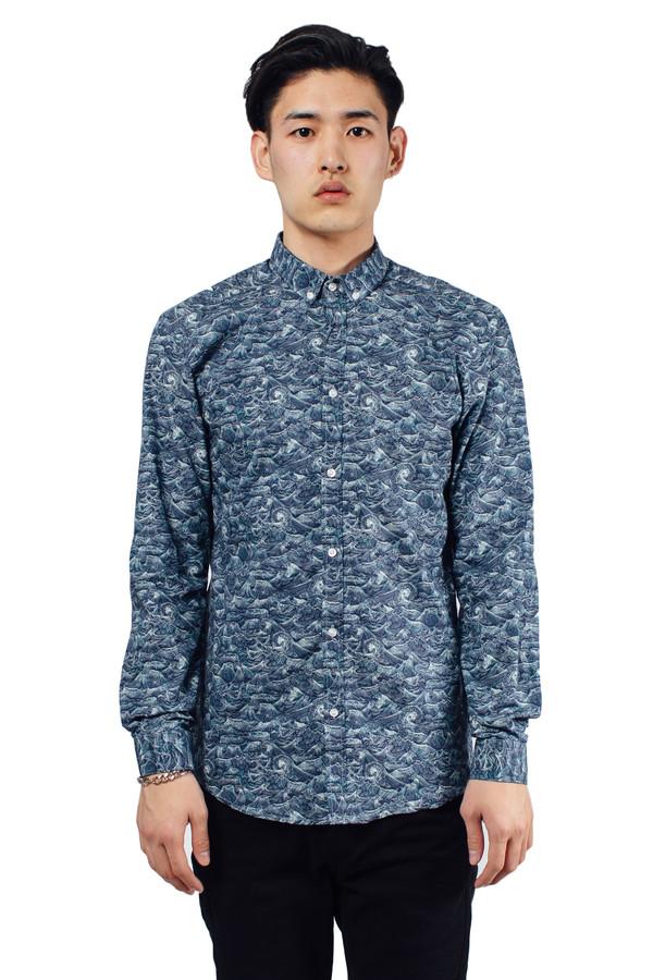 Men's Journal Brit Liberty Sea Shirt