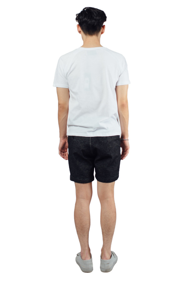 Journal Taper Theo Shorts Grey