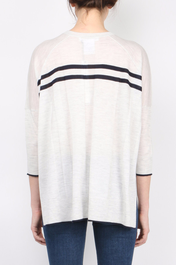 Paychi Guh Tipped Tee