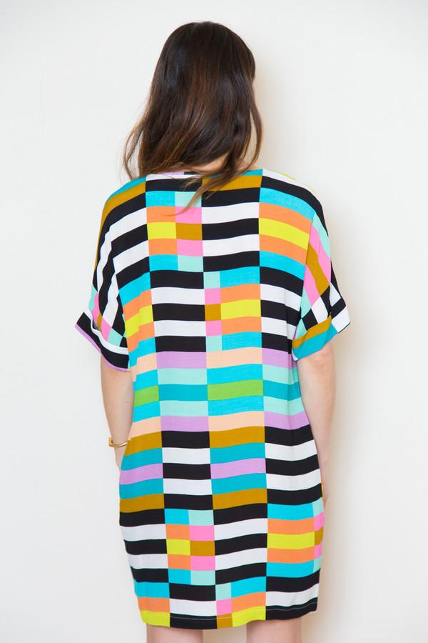 mara hoffman cdc shirt dress