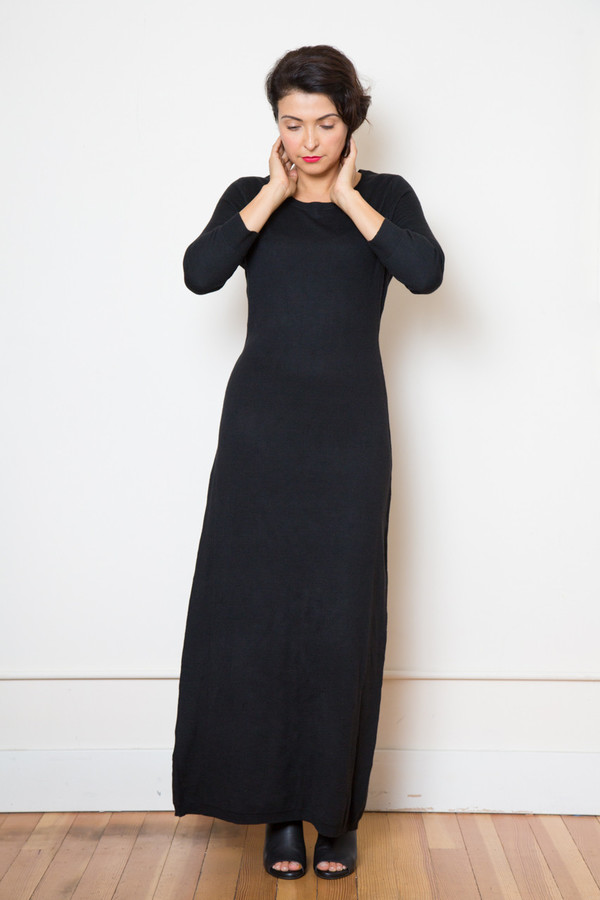 mary meyer sweater maxi