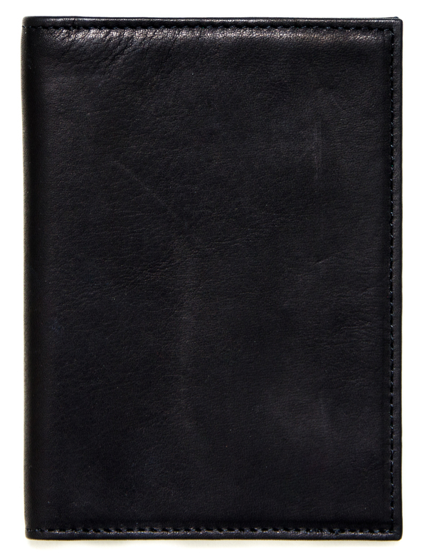 Clare Vivier Black Amalfi Passport Case