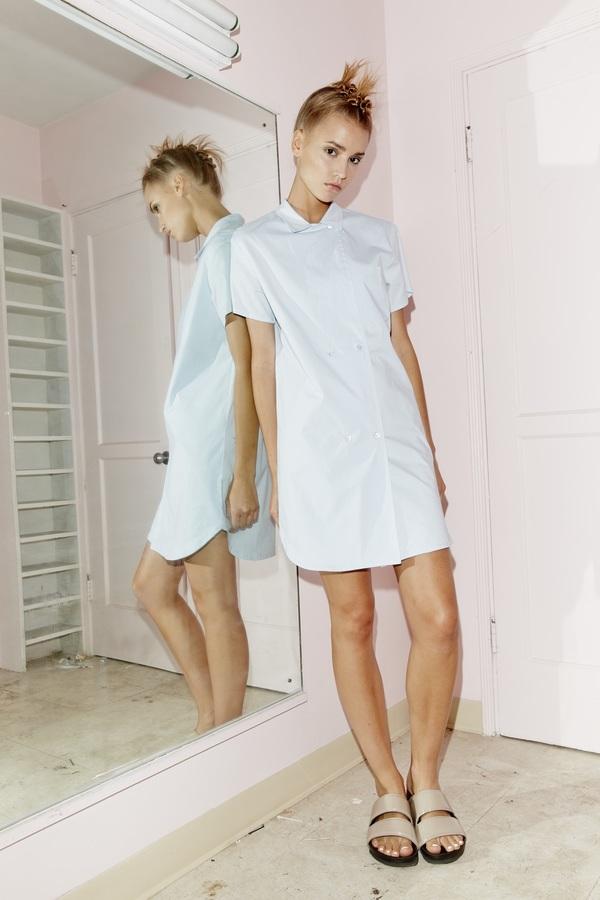 Kimem Poplin Dress