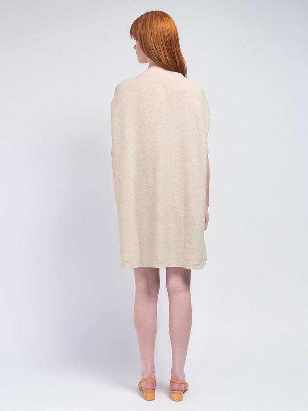 Ali Golden Knit Kimono Tunic