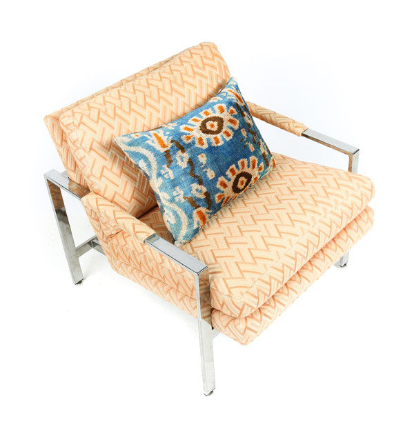 Rider for Life Milo Baughman Chairs