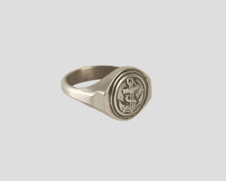 Men's Lacar Anchor Ring