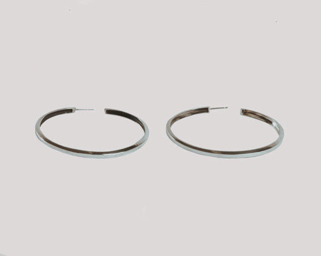 Lacar Hoop Earrings