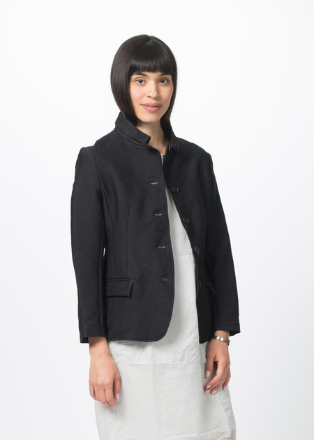 Rundholz Unstructured Woven Jacket