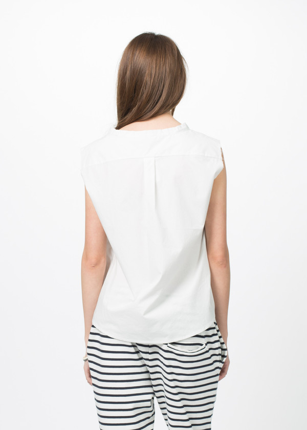 Sibel Saral Cotton Easy Summer Top