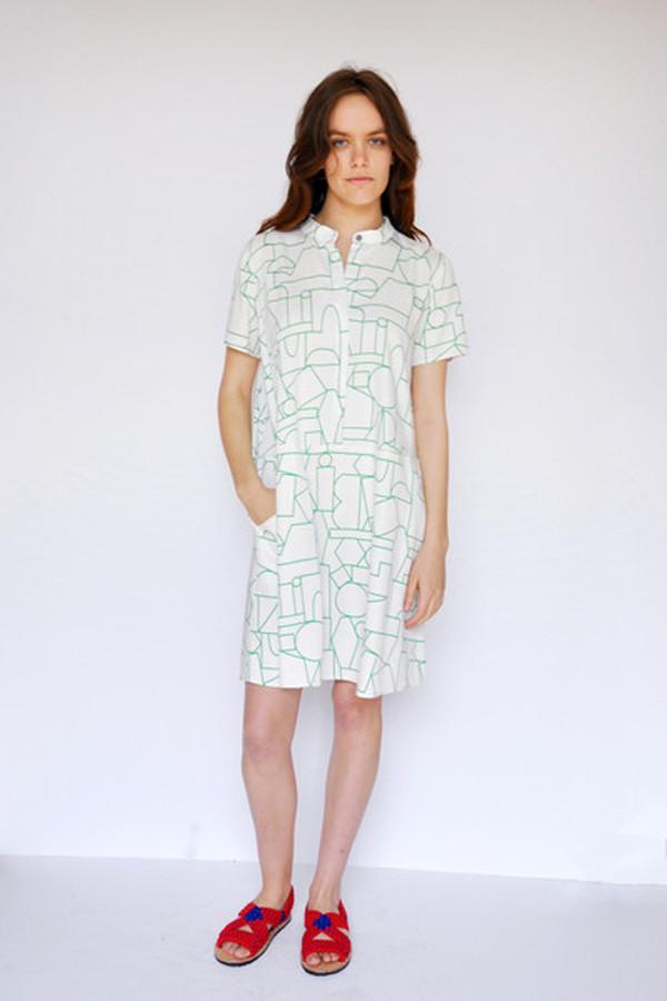 Dusen Dusen Oversize Tee Dress Blockhead