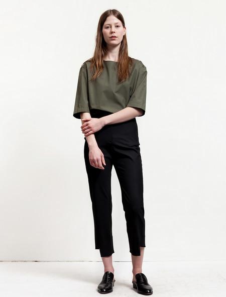 Acne Studios Womens Harriet Dry - Black