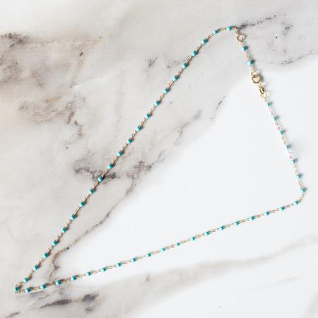 Gigi Gold Necklace