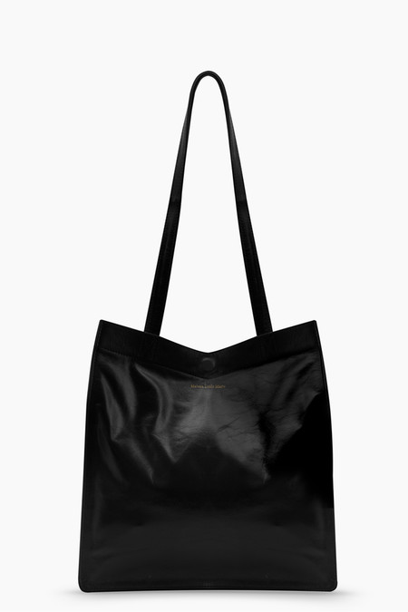 Maison Louis Marie Leather Le Fourre Tout Bag