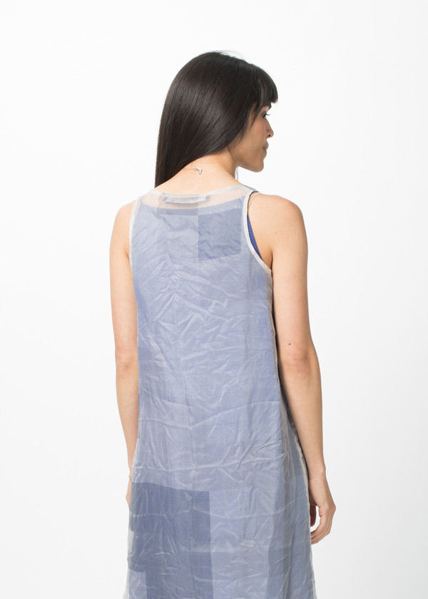 Rundholz Square Tank Dress