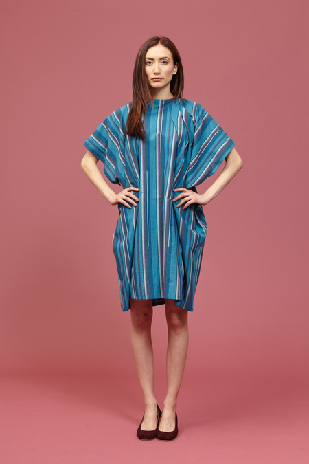 Tantuvi Column Dress