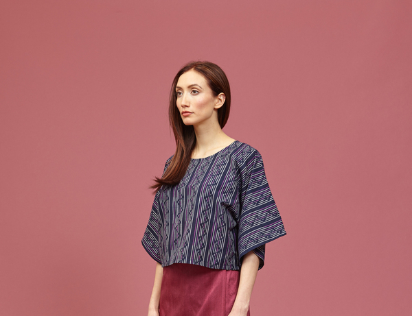Tantuvi Kimono Tee