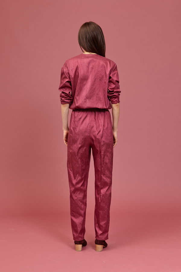 Tantuvi Maiko Jumpsuit (Ruby)