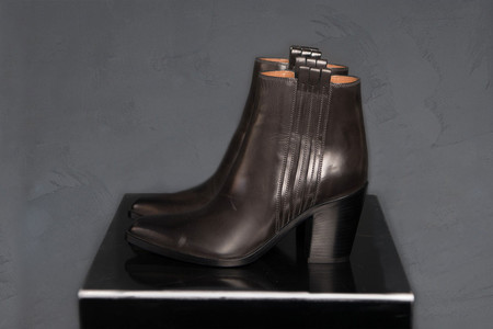 Sartore Leather Mid Boot