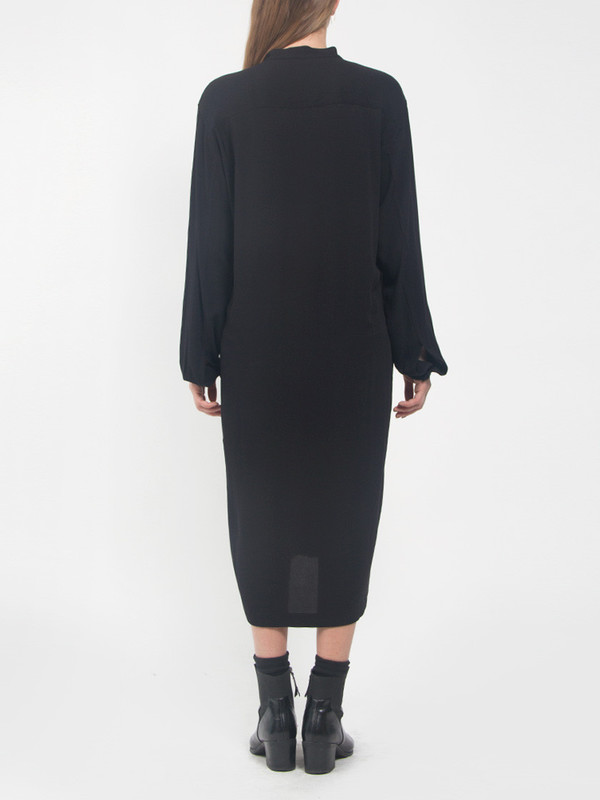 Assembly Black Shirtdress