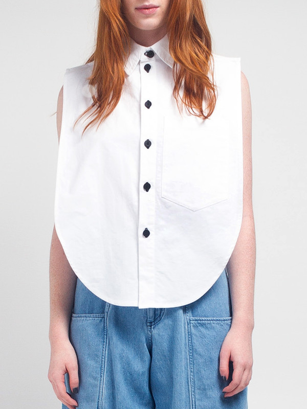 Unisex 69 Button Up Front Shirt