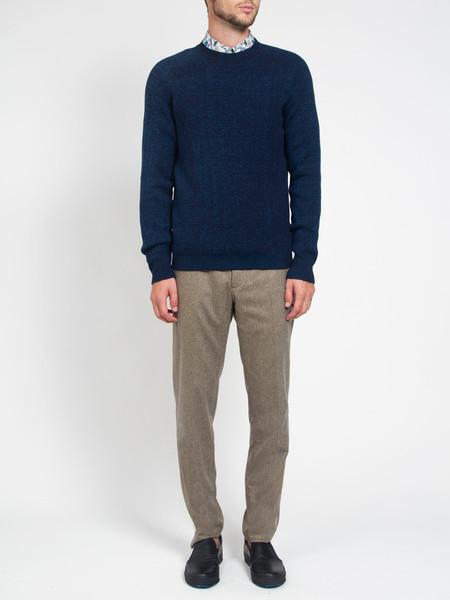 Men's Ddugoff Saddle Shoulder Sweater