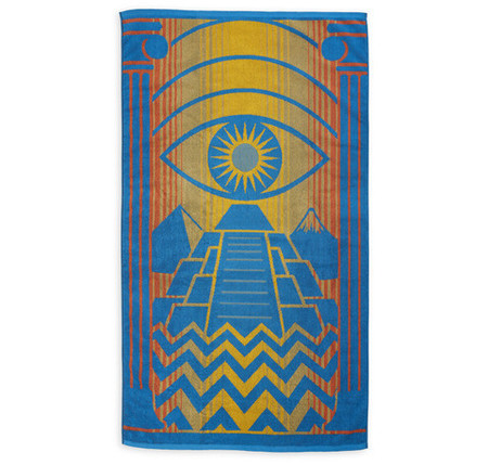 Milton Carter Beach Towel