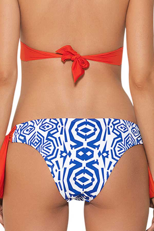Estivo Two Piece Red White and Blue BOTTOMS