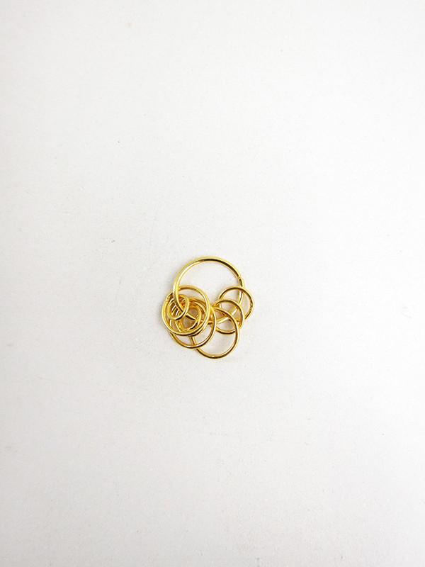 Ribeyron Loop Small Earrings