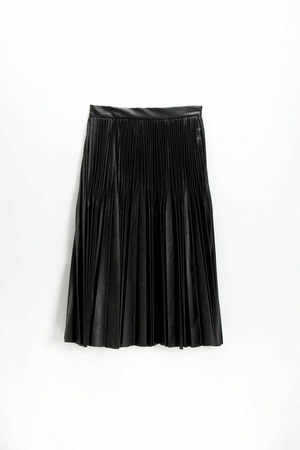 Silvae Jacobs Pleated Skirt