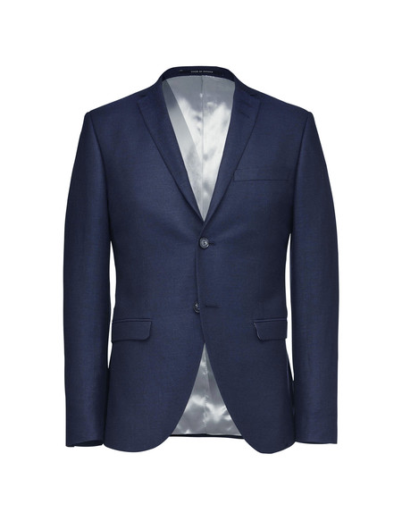 Men's Tiger of Sweden Jil Woven Blazer | Blue