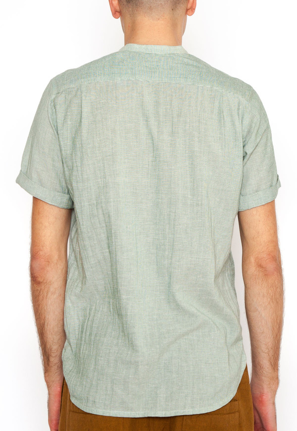 Men's New Market Goods Kotwali Popover Shirt