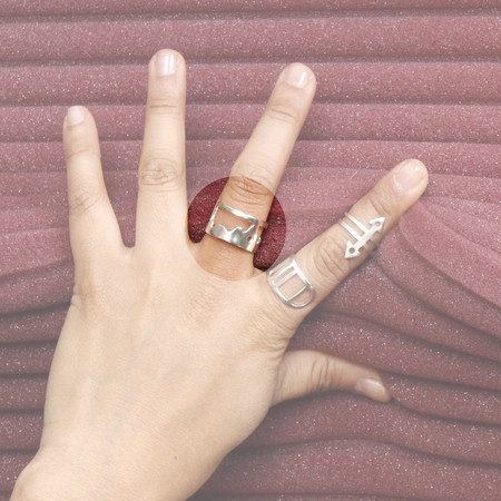 Alynne Lavigne Mountain Ring
